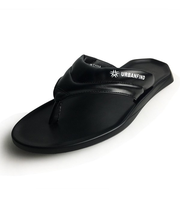 URBANFIND Flops Classic Leather Sandals