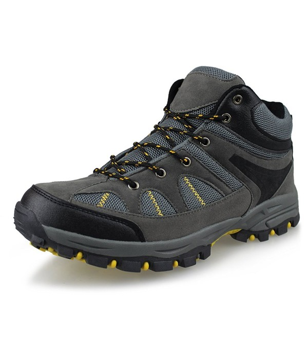 Hawkwell Mens Hiking Shoe Grey