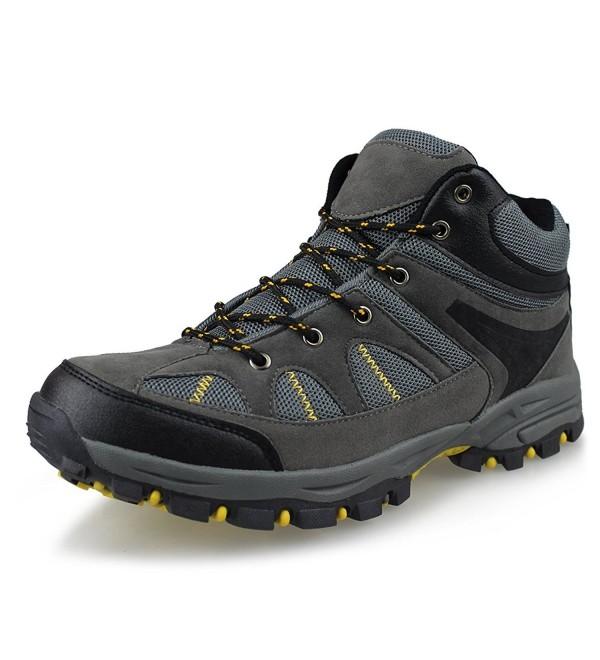 Hawkwell Mens Hiking Shoe Grey