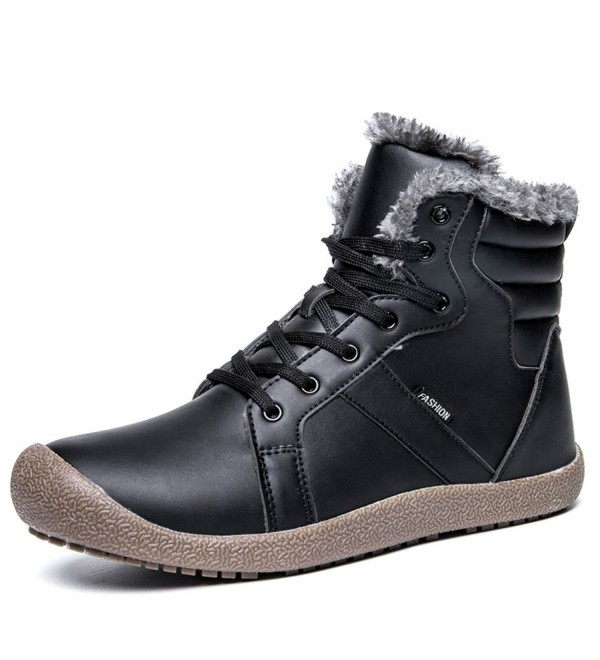 Fashiontown Lightweight Winter Bootie Outdoor