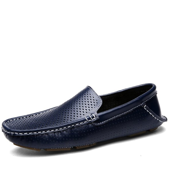 Go Tour Driving Loafers Stitched