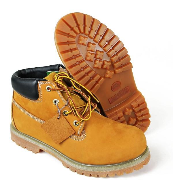 Labo Mens Genuine Leather Boot1051TAN 8