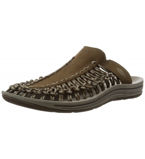 KEEN Uneek Slide Sandal Brindle