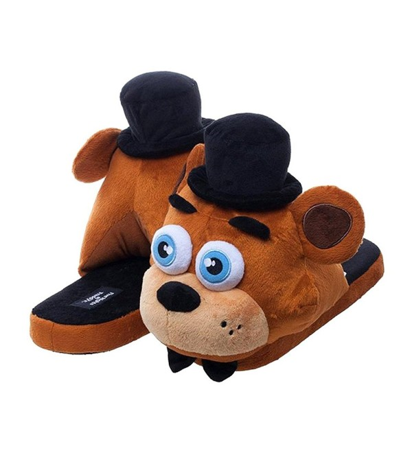Five Nights Freddys Adult Sized Slippers