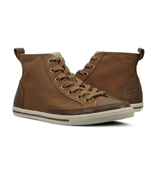 Burnetie Light Brown Vintage Sneaker