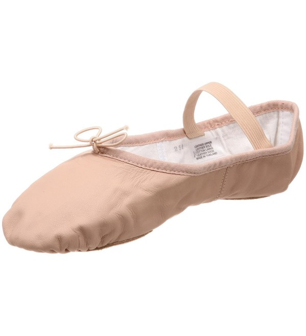 Bloch Womens Dansoft Ballet Slipper
