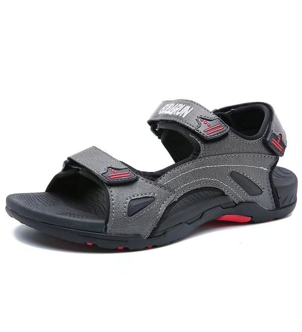 GEKADONG Open Toe Athletic Sandals Outdoor