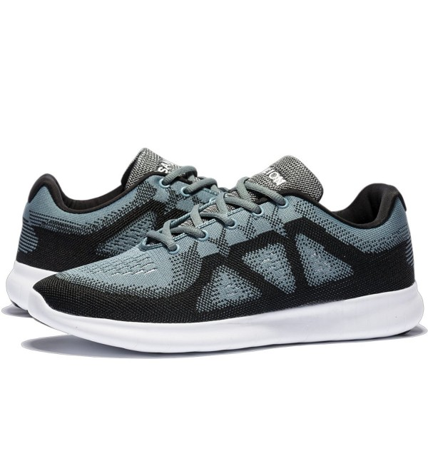 YHOON Breathable Lightweight Athletic Sneakers