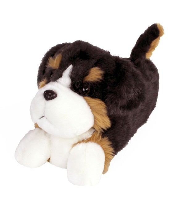 AnimalSlippers com Bernese Mountain Dog Slippers