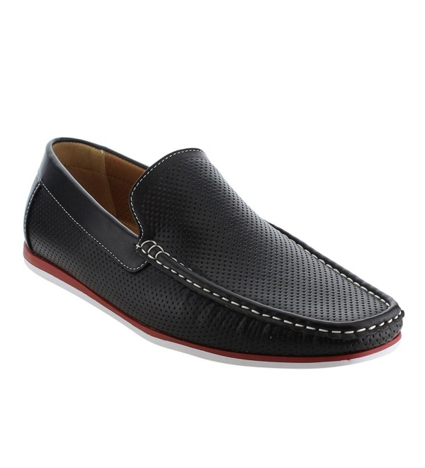 Arider AG59 Perforated Casual Loafers