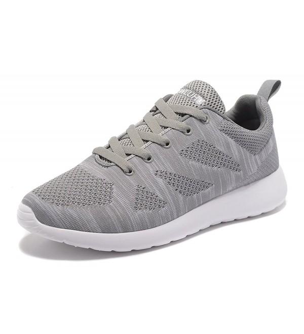 newluhu Running Lightweight Athletic Sneakers
