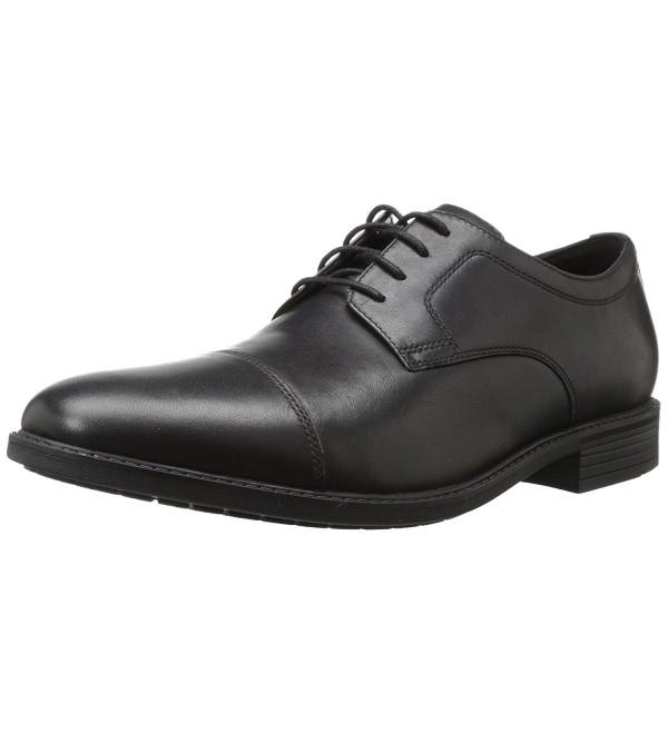 Bostonian Mens Delk Oxford Black