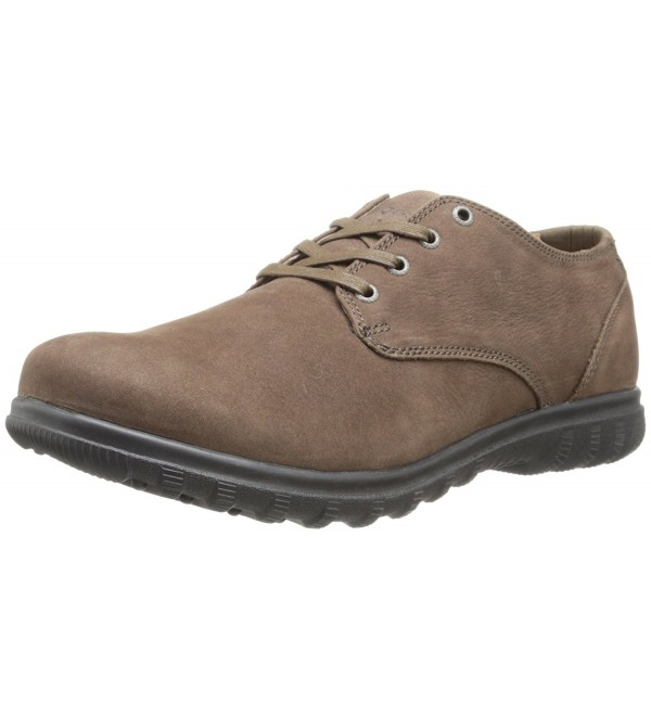 Bogs Eugene Waterproof Leather Chocolate