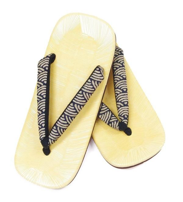 KYOETSU Sandals Tatami Kimono Yukata