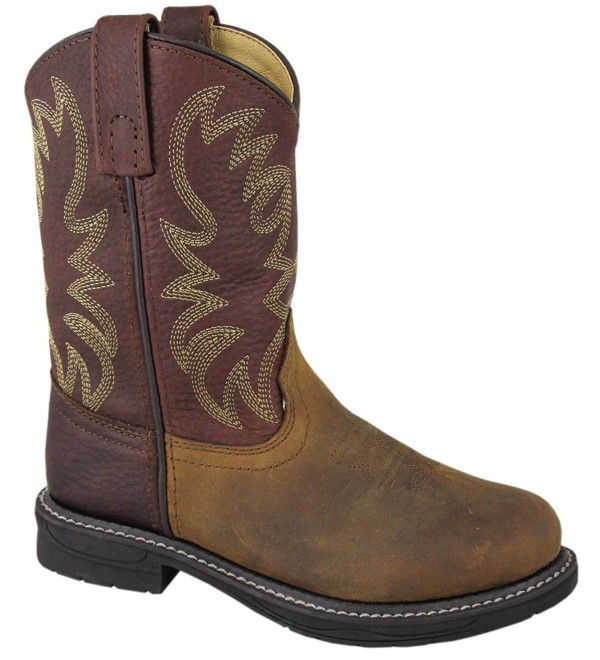Smoky Mountain Buffalo Wellington Distressed