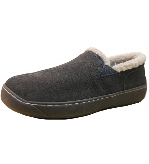 Tamarac Slippers International Prescott Charcoal