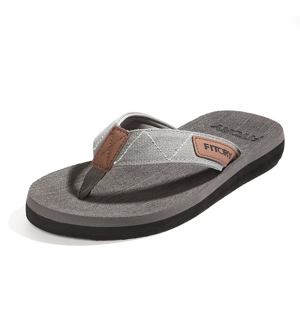 FITORY Flops Support Comfort Slippers