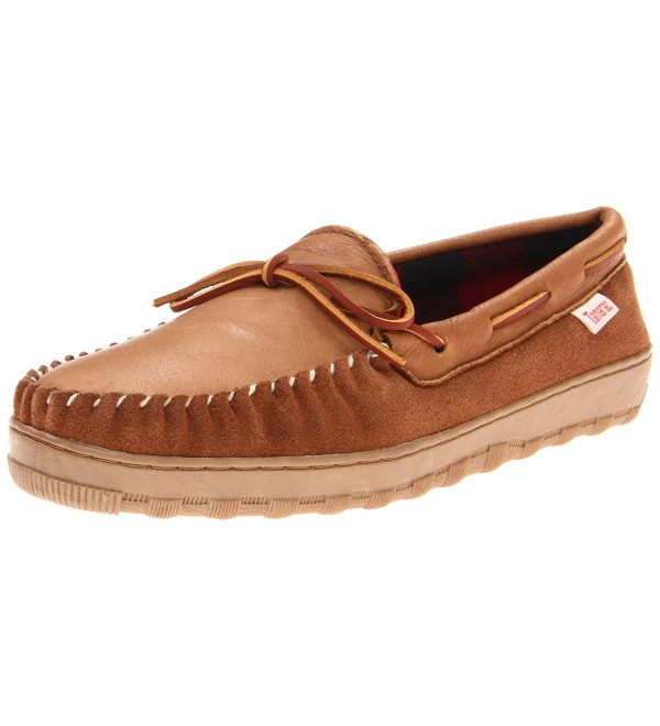 Tamarac Slippers International Moccasin Allspice
