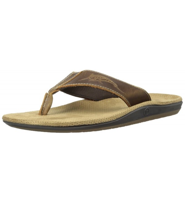 Margaritaville Footwear Mens Marlin Thong