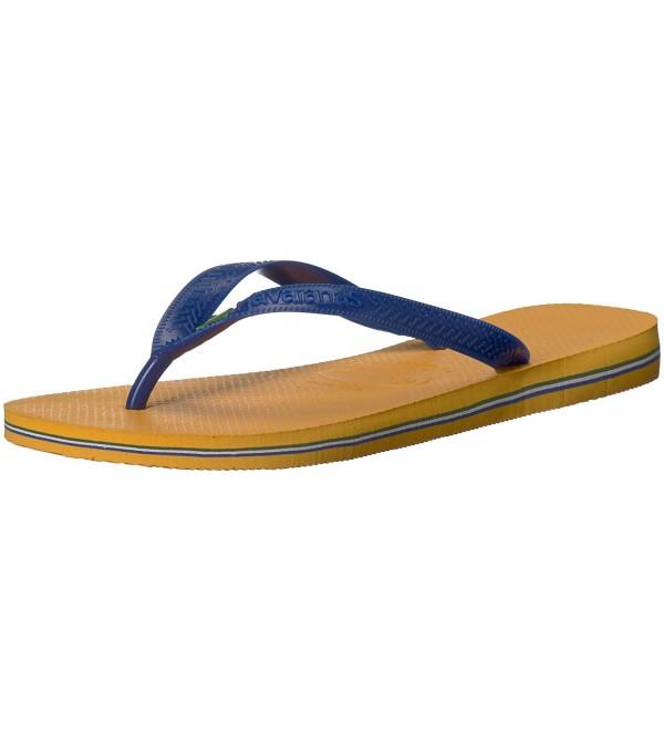 Havaianas Mens Sandal Banana Yellow