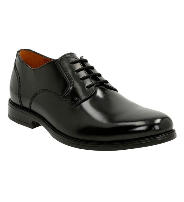 Bostonian Kinnon Plain Derby Leather