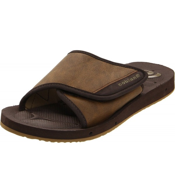 Cobian Mens DRAINO Sandal chocolate