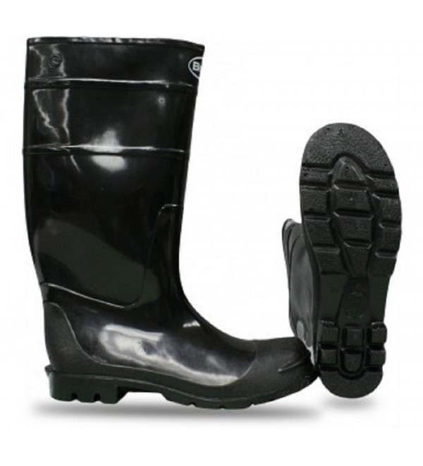 Boss 2KP200108 Black Rubber Boots