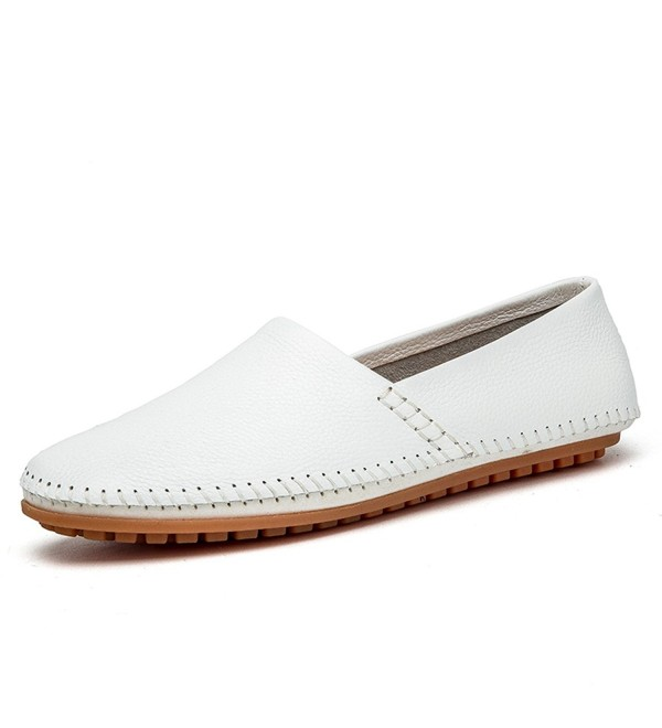 Moccasins Leather Loafer Casual Driver