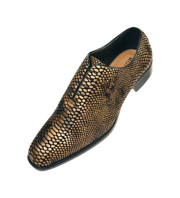 Bolano Exotic Snake Print Oxford