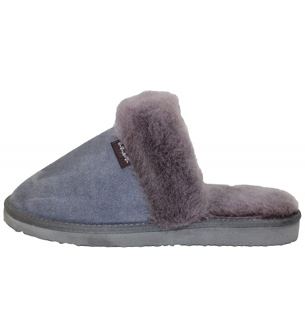 Furfurmouton Genuine Australian Sheepskin Slippers