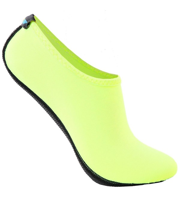 Ohoo Water Shoes Neoprene IAK007 NEONGREEN L