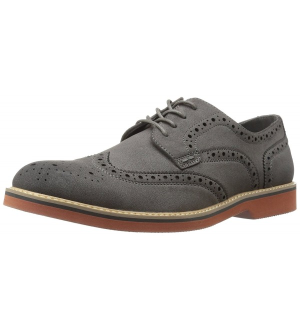 Madden Mens M Edward Oxford Grey