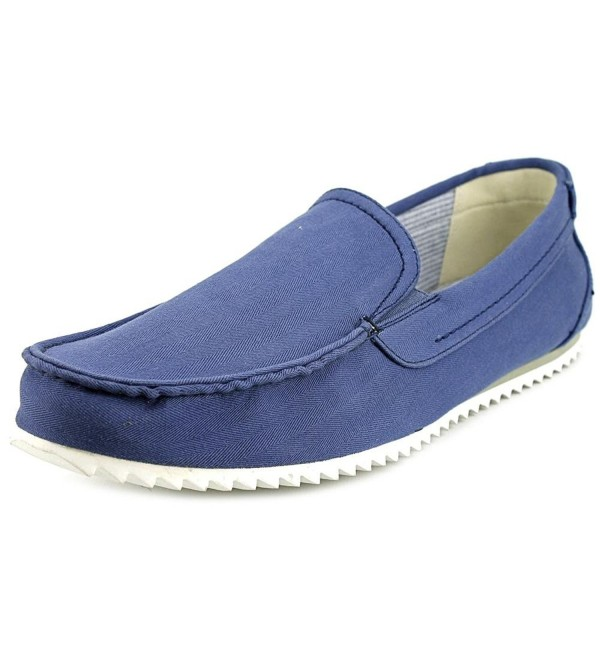 GBX Harpoon Slip Loafers Navy