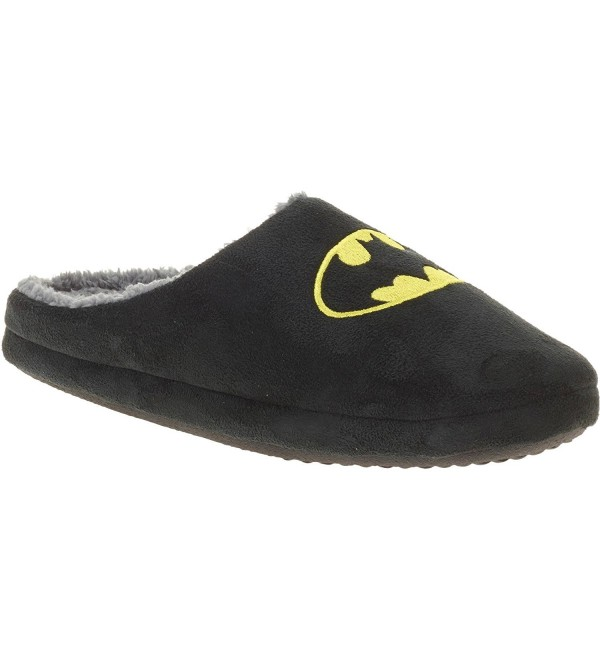 Batman Mens Slipper Large 11