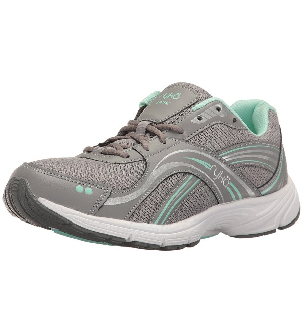 RYKA Womens Spark Walking Shoes Silver