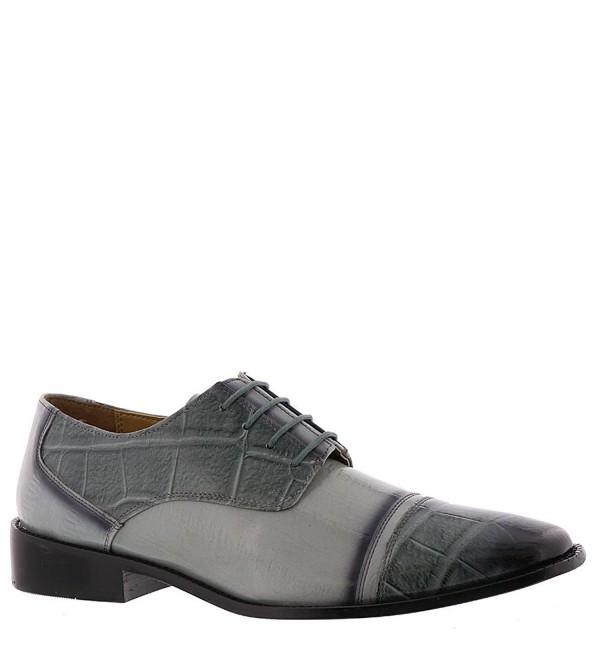 Giorgio Brutini Hadley Oxford Grey Grey