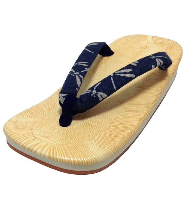 Edoten Japan Sandals AmezokoTatami Rubber Dragonfly