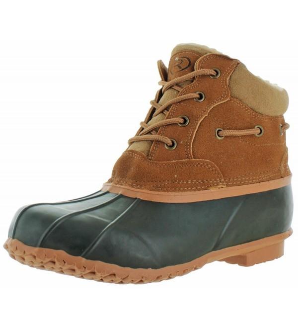 Moda Essentials Revenant 4 Boots Green