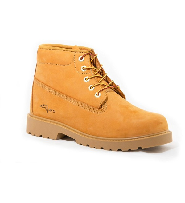 Mikes Mens Waterproof Wheat Boots