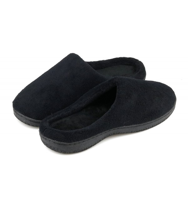 Slippers Memory Winter Fleece Outdoor