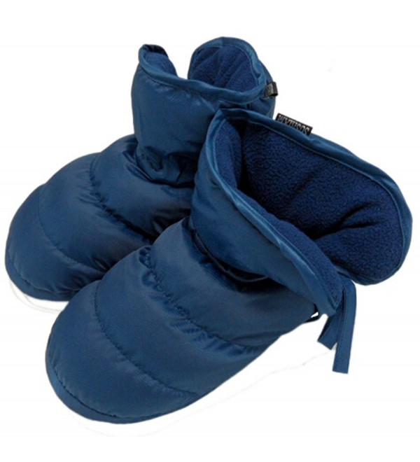 Quilted Slippers Waterproof Non slip Lightweight