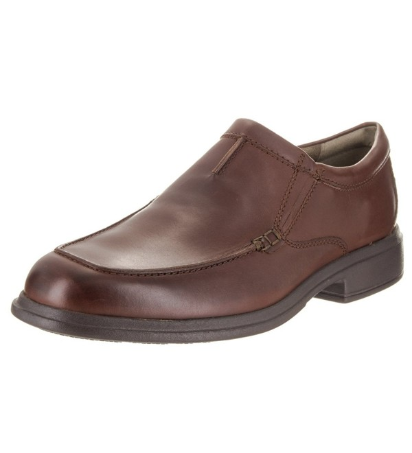 Bostonian Tifton Step Brown Loafer