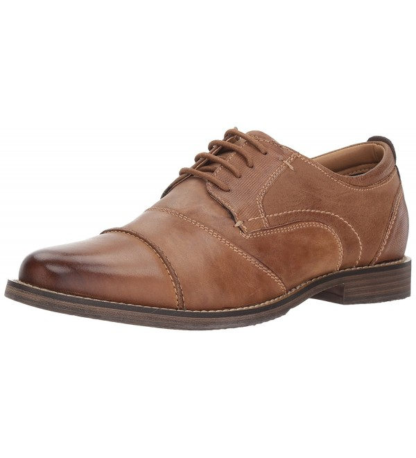 Steve Madden Pinsen Oxford Leather