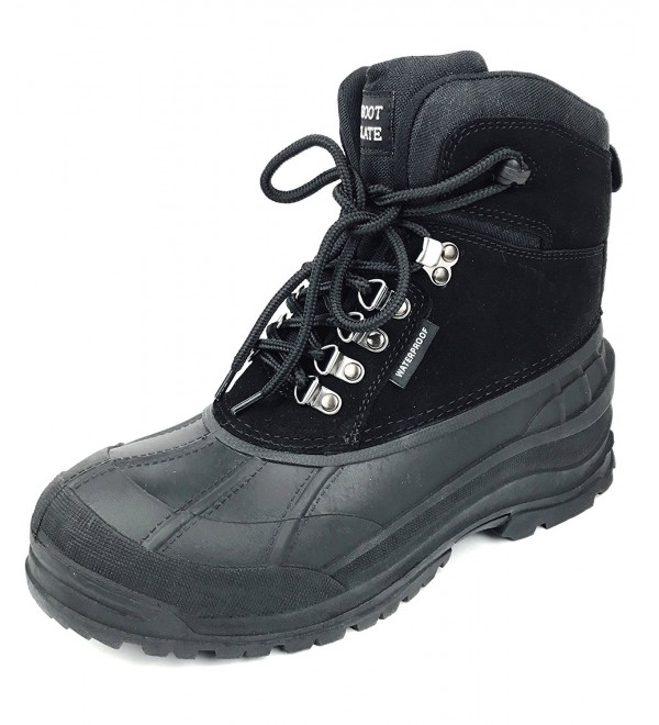 MEADA A103 Winter Duck Black