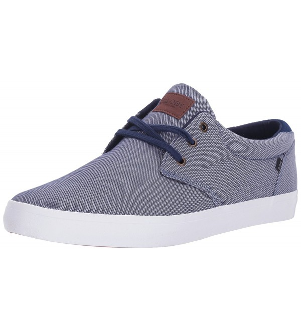 Globe Mens Willow Skateboarding Chambray