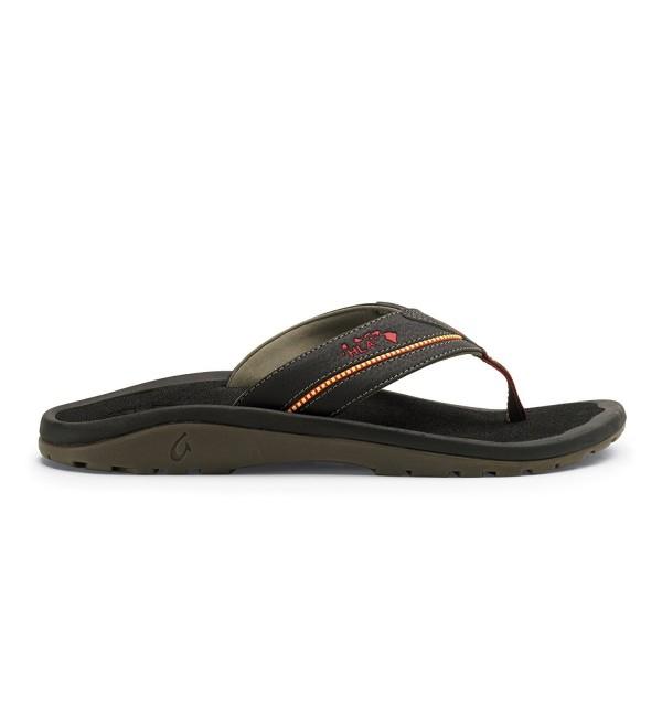 OluKai KiaI II Sandal Black
