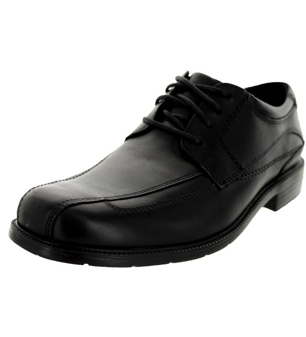 Clarks Girona Leather Oxfords Black