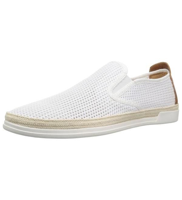 Madden M Colton Sneaker White Fabric