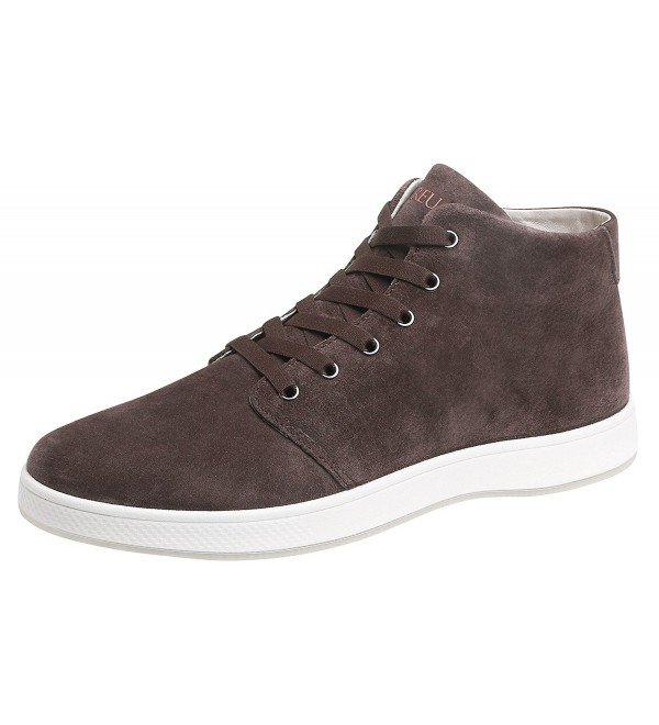 Aureus Patron Brown Nubuck Leather