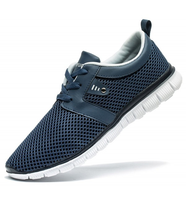 Tianui Breathable Sneakers Athletic Lightweight